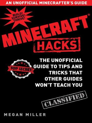 cover image of Hacks for Minecrafters