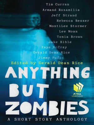 cover image of Anything But Zombies