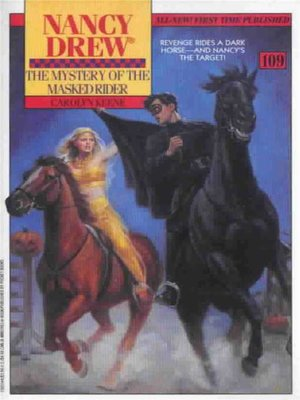 cover image of The Mystery of the Masked Rider