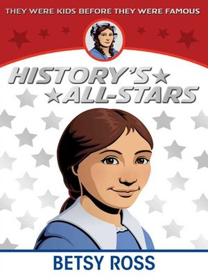 cover image of Betsy Ross