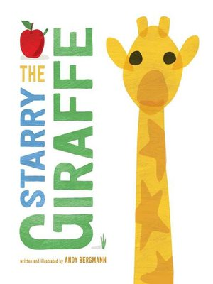 cover image of The Starry Giraffe