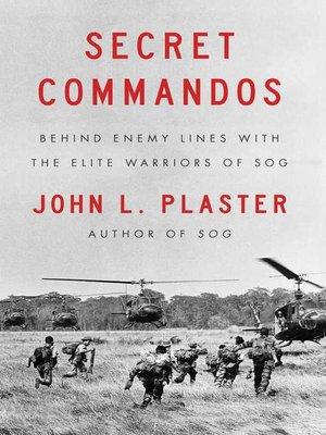 cover image of Secret Commandos