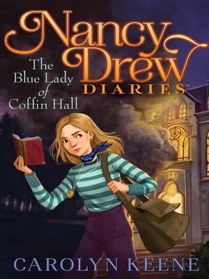 cover image of The Blue Lady of Coffin Hall