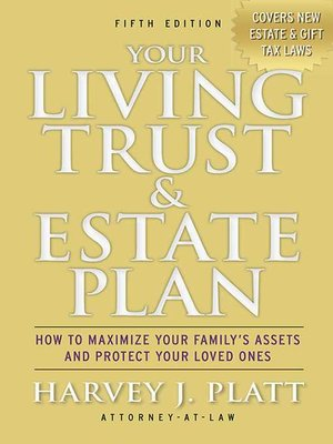 cover image of Your Living Trust & Estate Plan