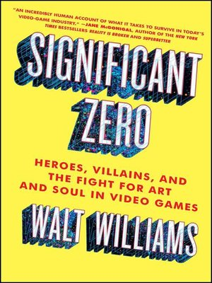 cover image of Significant Zero
