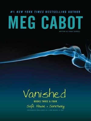 cover image of Vanished, Books Three & Four