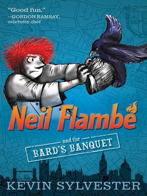 Neil Flambé and the Tokyo Treasure (The Neil Flambe Capers)