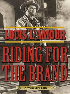 cover image of Riding for the Brand