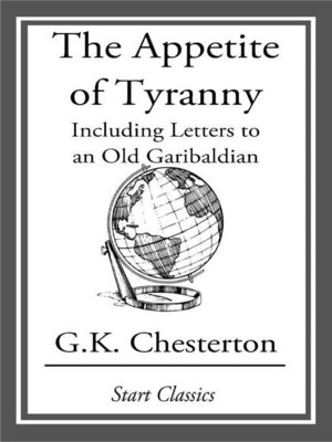 cover image of Appetite of Tyranny