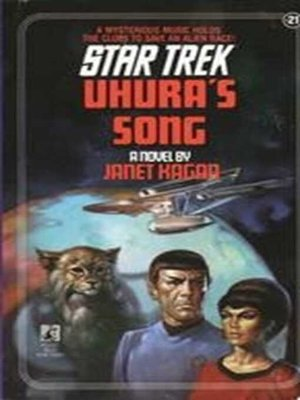 cover image of Uhura's Song