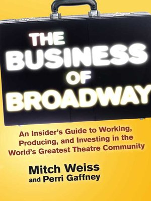 cover image of The Business of Broadway