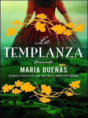 cover image of La Templanza (Spanish Edition)