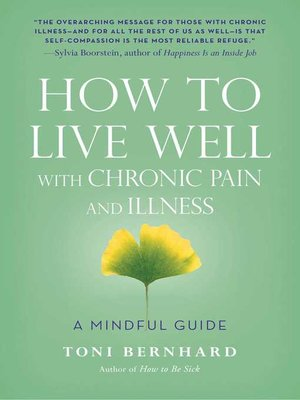 cover image of How to Live Well with Chronic Pain and Illness