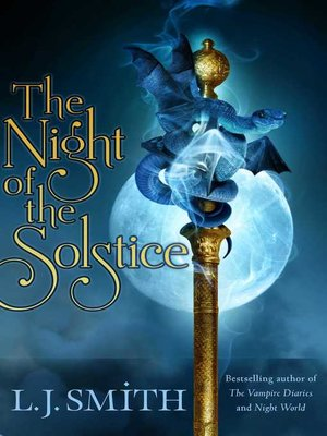 cover image of The Night of the Solstice