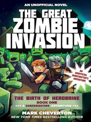 cover image of The Great Zombie Invasion