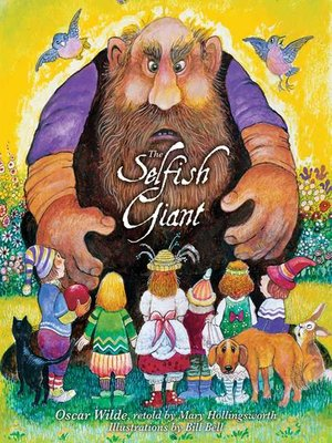 cover image of Oscar Wilde's the Selfish Giant