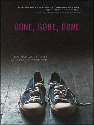 cover image of Gone, Gone, Gone