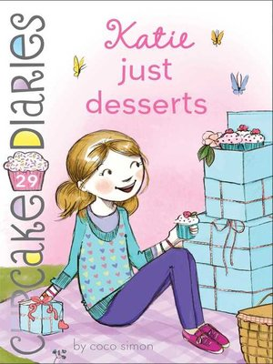 cover image of Katie Just Desserts