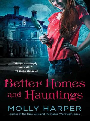 cover image of Better Homes and Hauntings