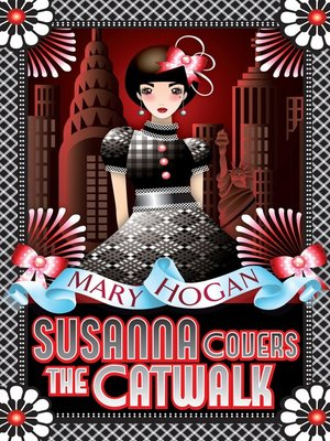 cover image of Susanna Covers the Catwalk