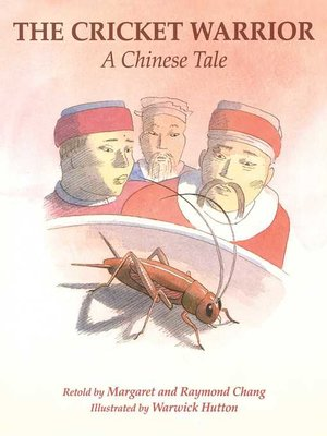 cover image of The Cricket Warrior