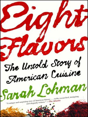cover image of Eight Flavors