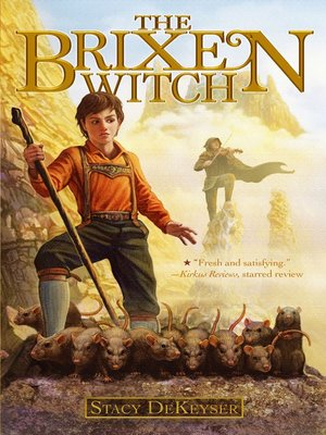 cover image of The Brixen Witch