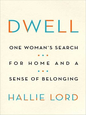 cover image of Dwell