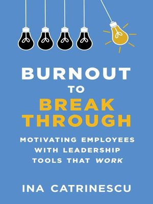 cover image of Burnout to Breakthrough