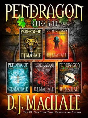 cover image of Pendragon, Books 6-10