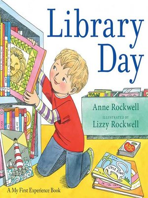 cover image of Library Day