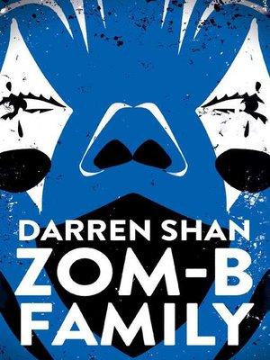 cover image of Zom-B Family