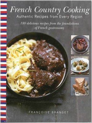 cover image of French Country Cooking