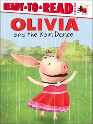 cover image of Olivia and the Rain Dance