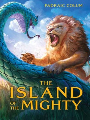 cover image of The Island of the Mighty