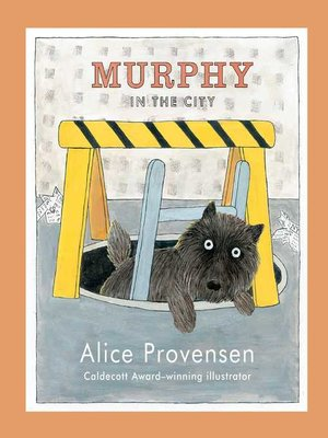 cover image of Murphy in the City