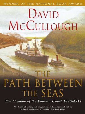 cover image of The Path Between the Seas