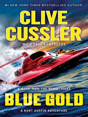 cover image of Blue Gold