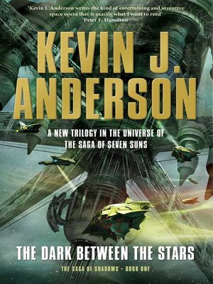 cover image of The Dark Between the Stars