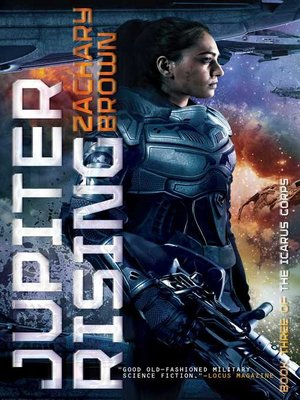 cover image of Jupiter Rising