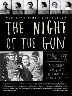cover image of The Night of the Gun