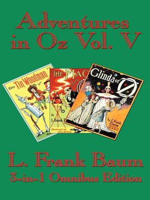 cover image of Adventures in Oz