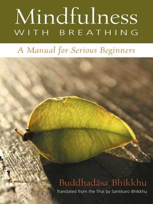 cover image of Mindfulness with Breathing