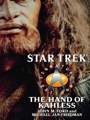 cover image of The Hand of Kahless