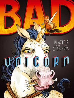 cover image of Bad Unicorn