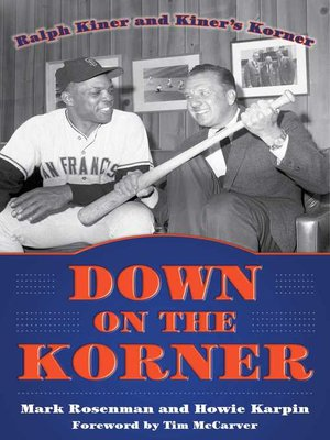 cover image of Down on the Korner