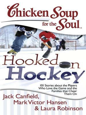 cover image of Hooked on Hockey