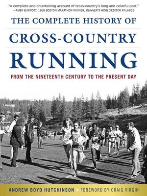 cover image of The Complete History of Cross-Country Running