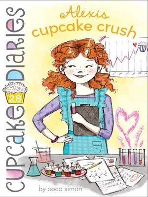 cover image of Alexis Cupcake Crush