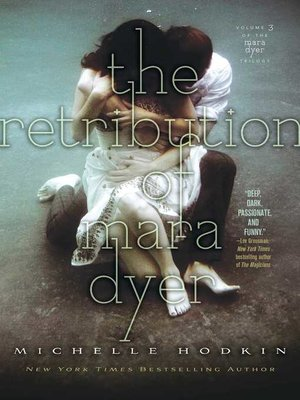 cover image of The Retribution of Mara Dyer